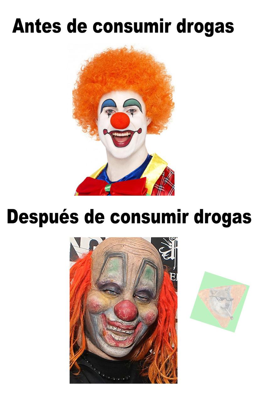 Las drogas hacen mal... [Original] - meme