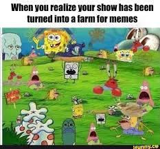 spongegar - meme