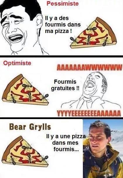 brave Bear Grylls - meme