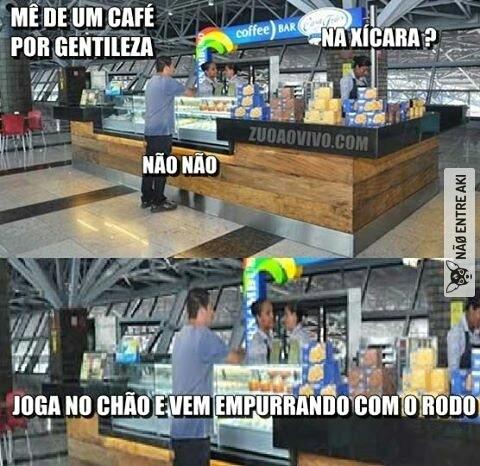 Café com Cândida - meme