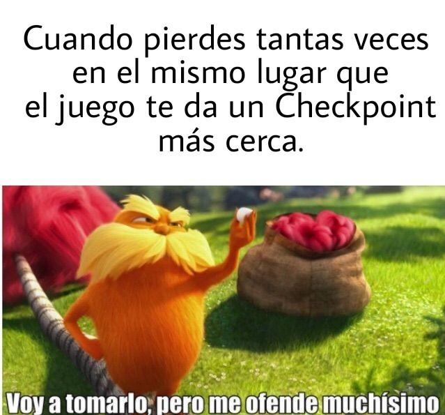 """""""Yo en los niveles futurísticos del Crash Bandicoot"""" - meme"""