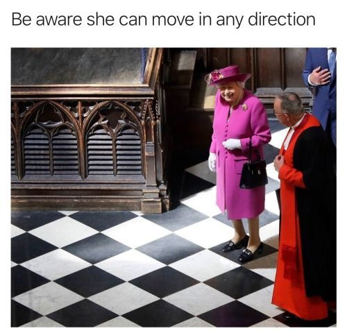 """Checkmate bitches"" - meme"