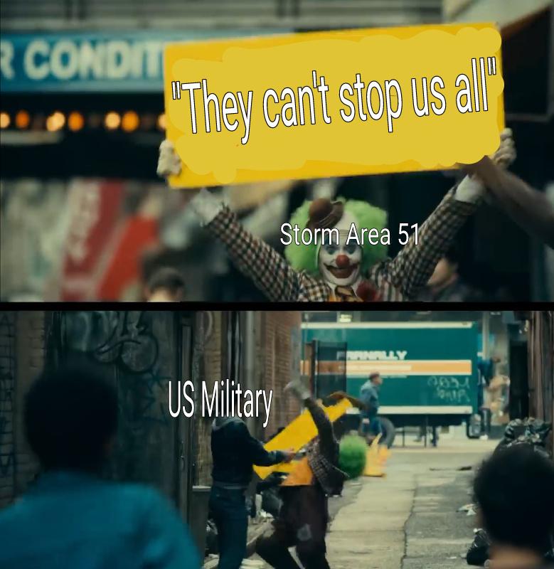 Can't stop, won't stop - meme