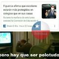 El ministro de educacion de chile ni siquiera es profesor