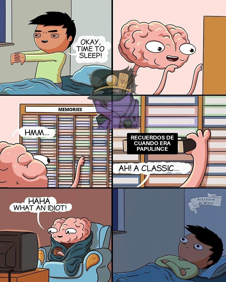 Ah! un clásico - meme