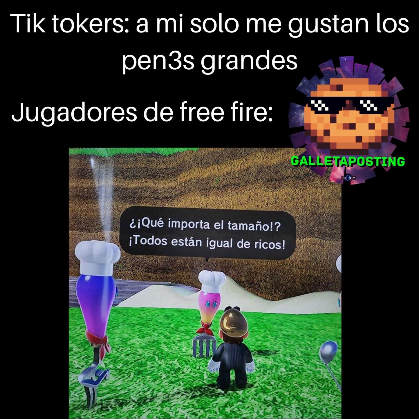 Chupapico - meme