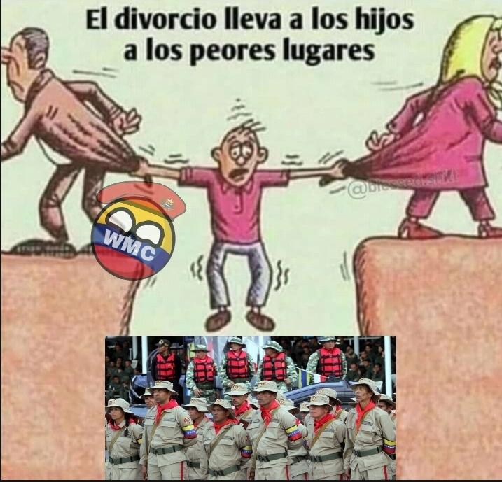 """Milicia bolivariana, ancianitos """"soldados"""" - meme"""
