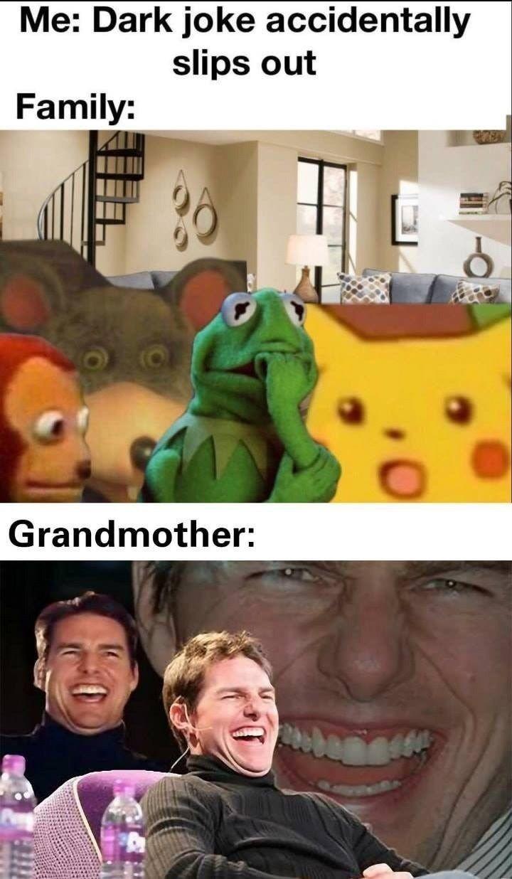 Ah c'est marrant - meme