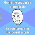 Meme 3 de mierda