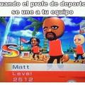 Wii sports prro :v