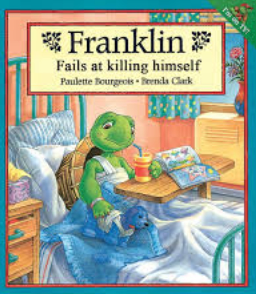 Danklin wants to Kermit suicide - meme