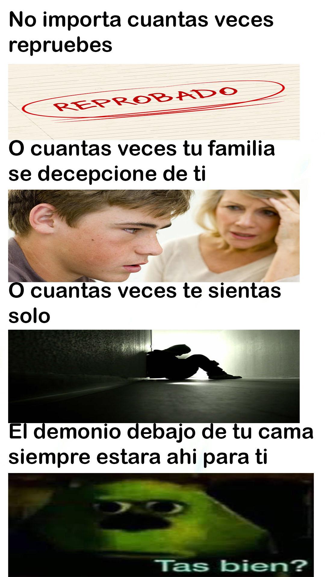 Gracias Demonio - meme