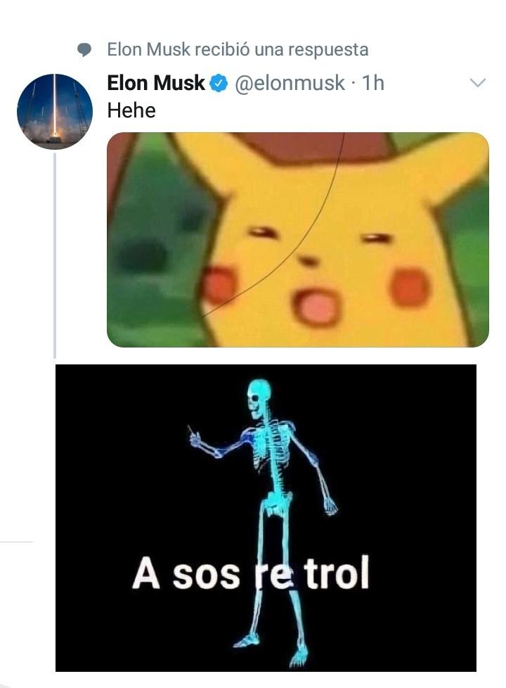 Es Elon se pasa - meme