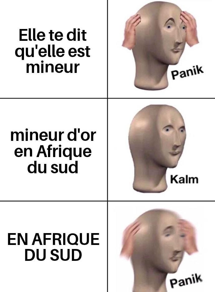 Ah merde - meme