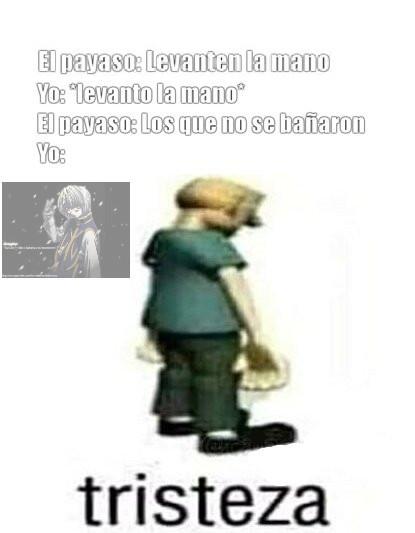 Payaso troliador ¬_¬ - meme