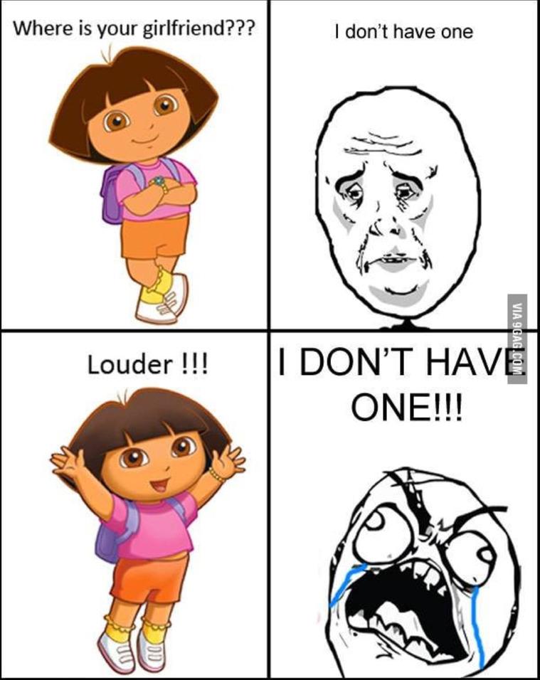 Savage Dora - meme