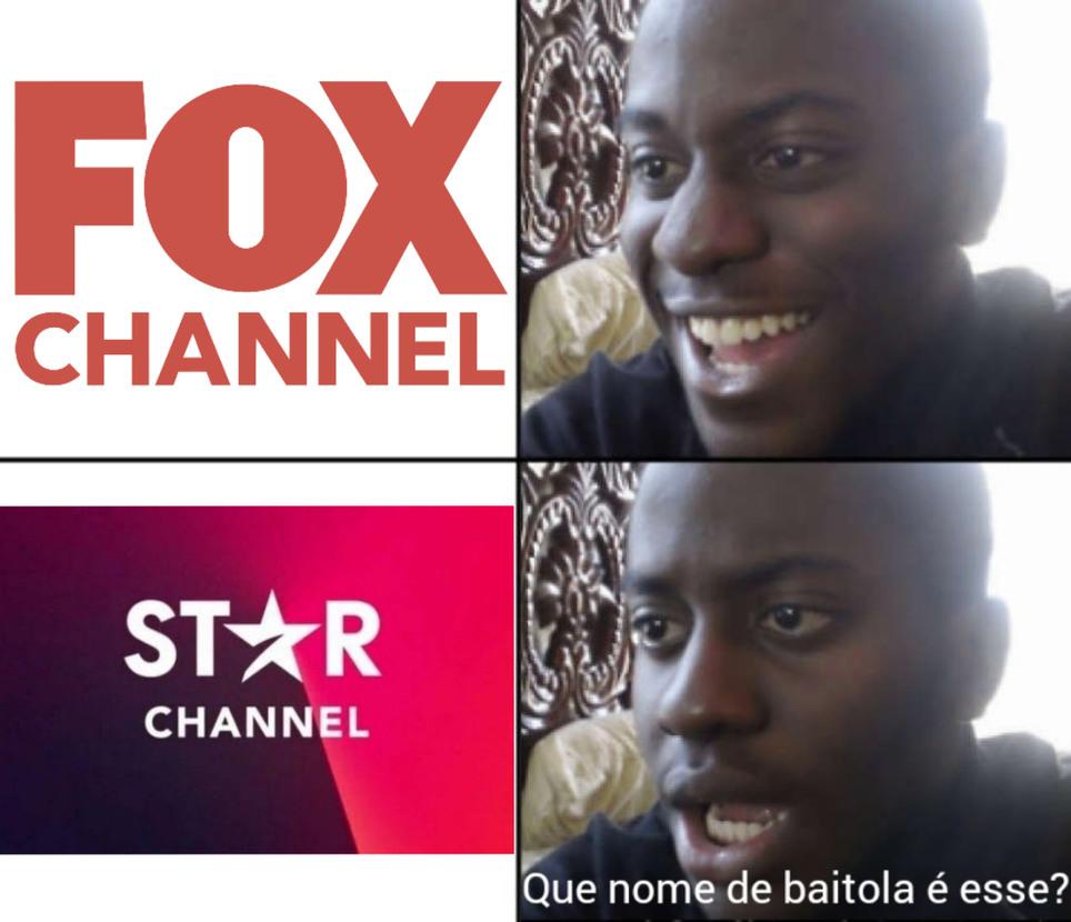 Fox Channel > Star Channel - meme