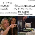 the mad for scramble africa