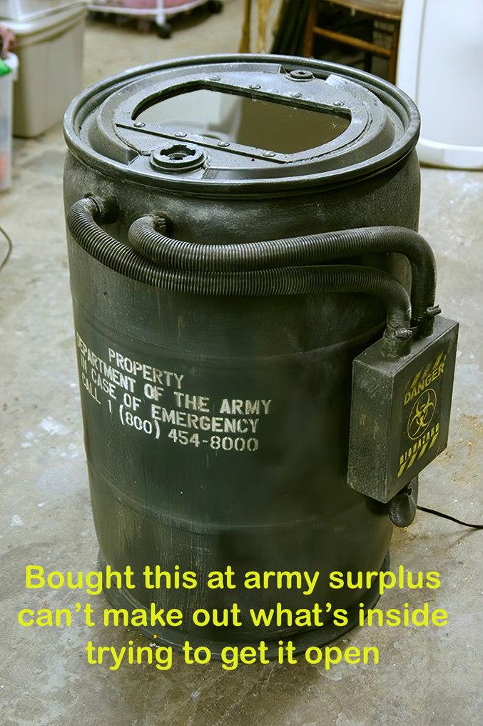 Surplus - meme