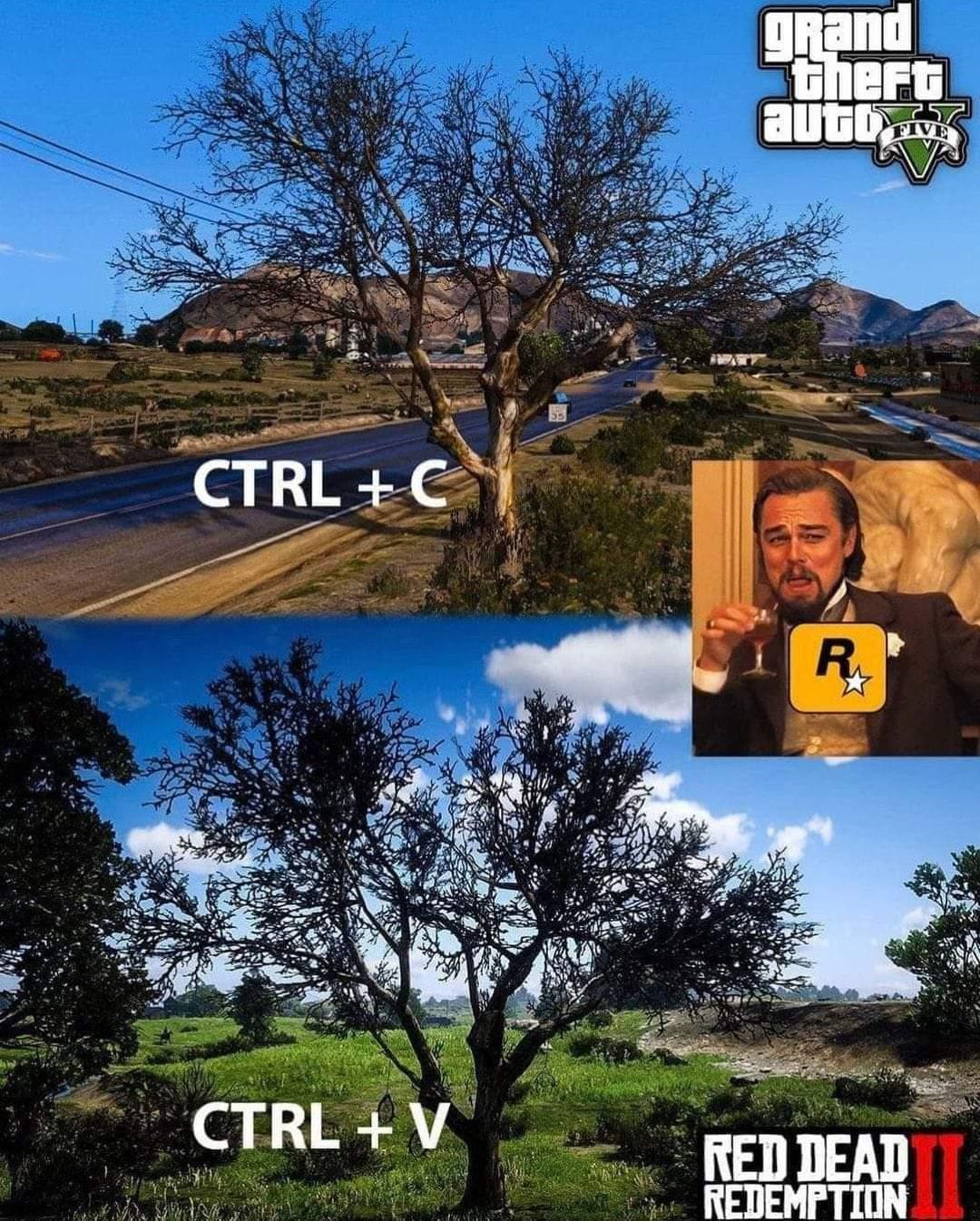 Comment remarquer le même arbre ? *_* - meme