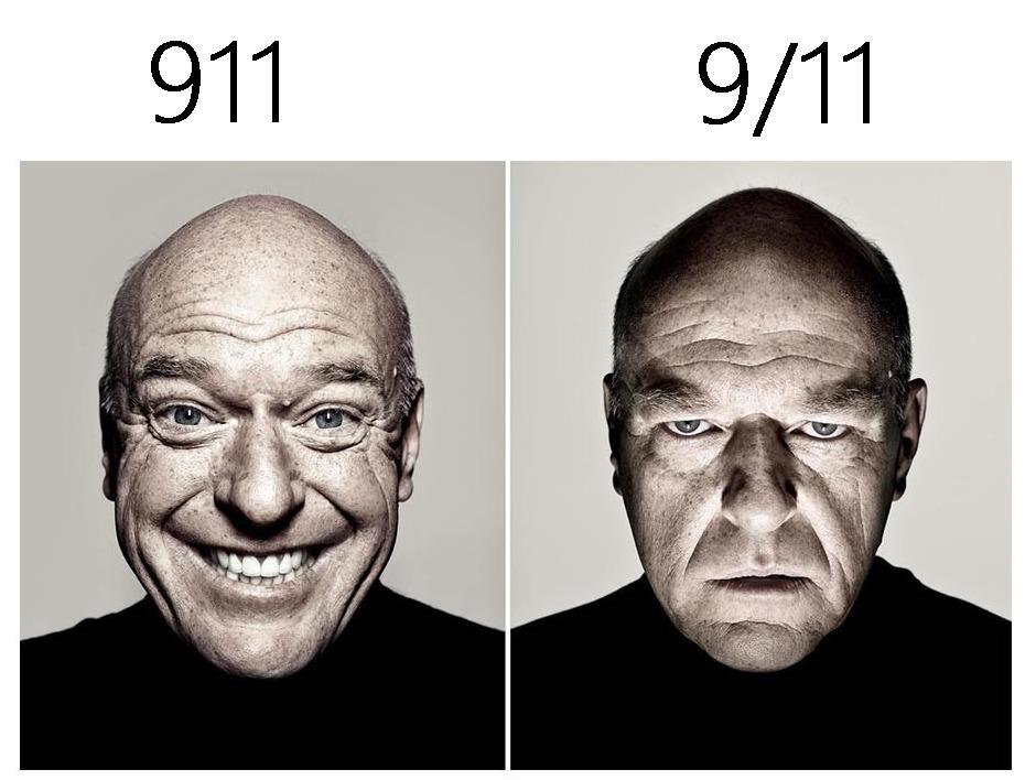 911 - meme
