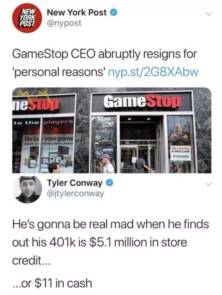 Probably $5 cash - meme
