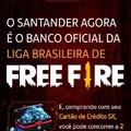 Banco do free fire
