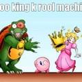 Noo king k rool opresor