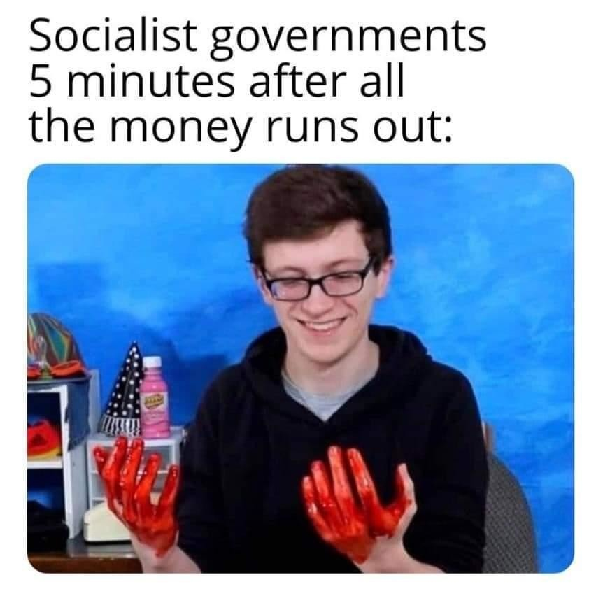 Socialism - meme