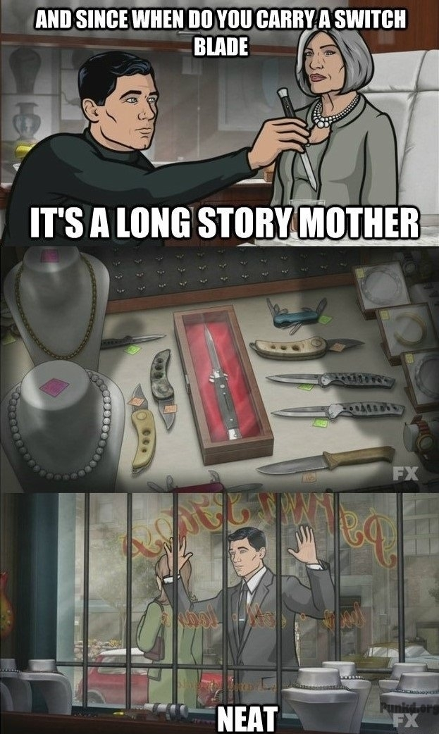Archer - meme