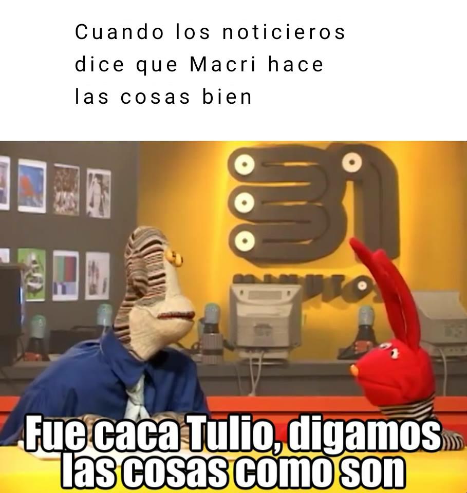 Macri Gatto - meme