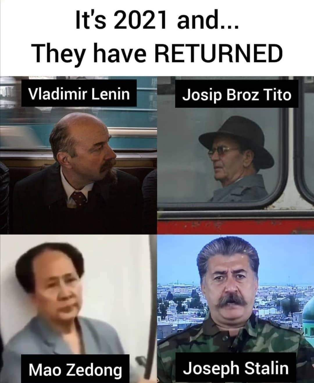 They are back - meme