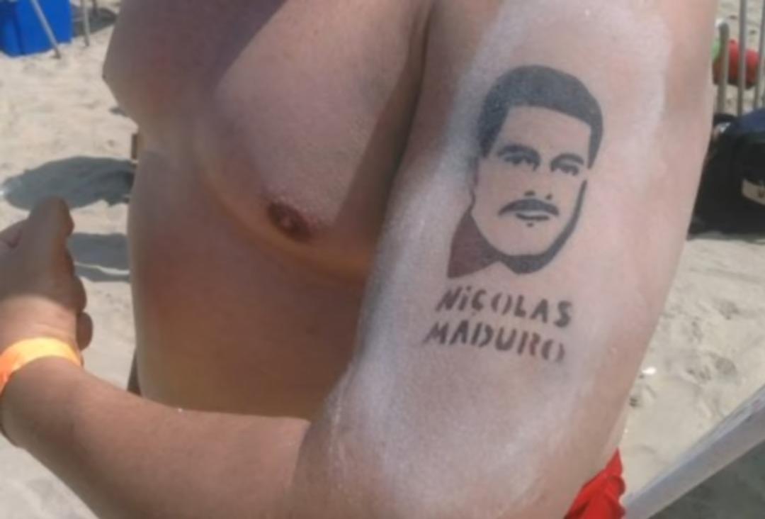 Nicolás Maduro - meme