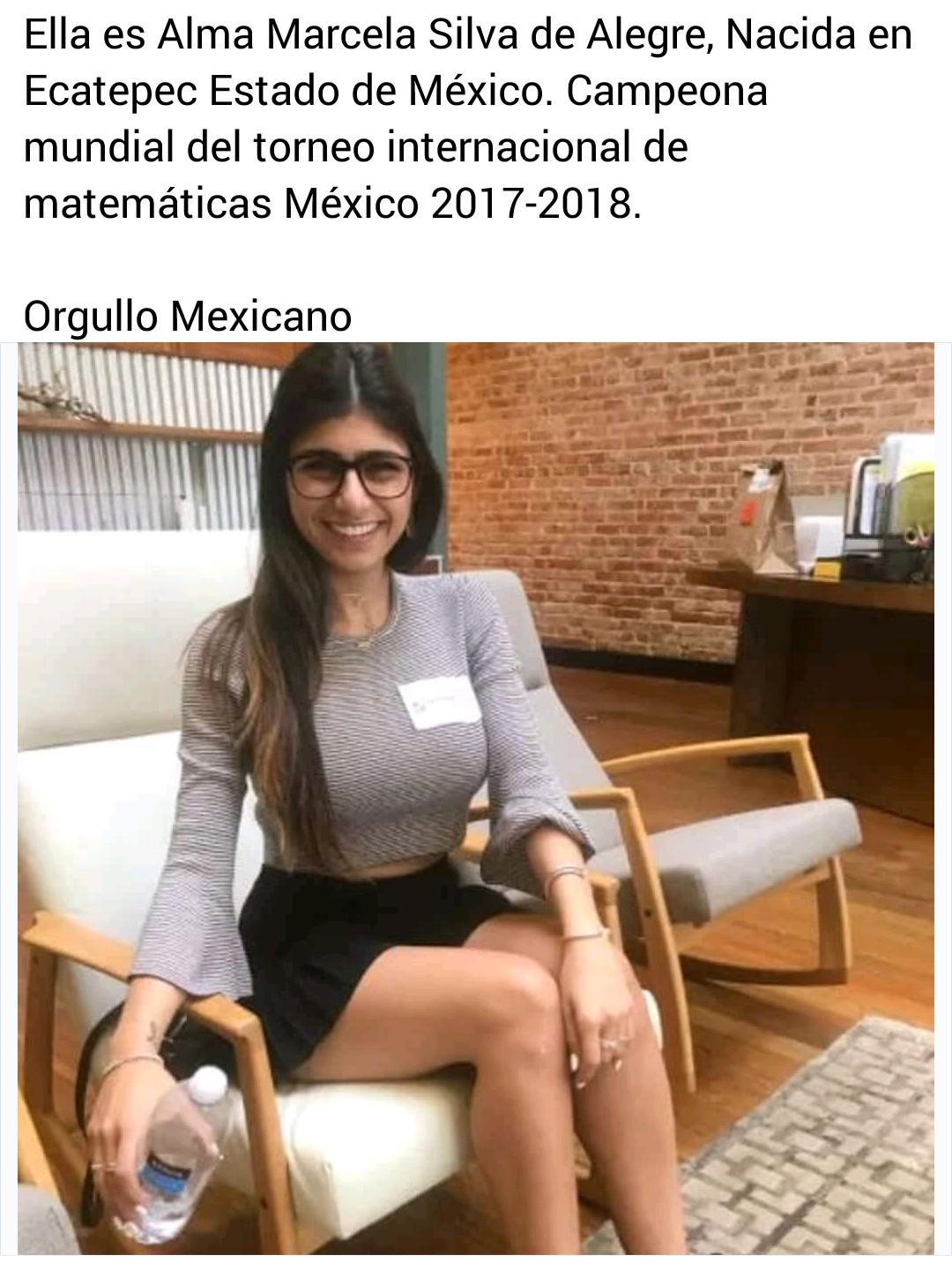 Orgullo mexicano. - meme