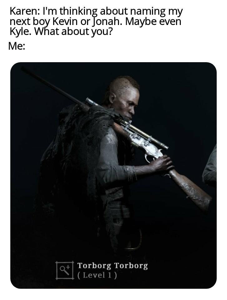 Torborg - meme