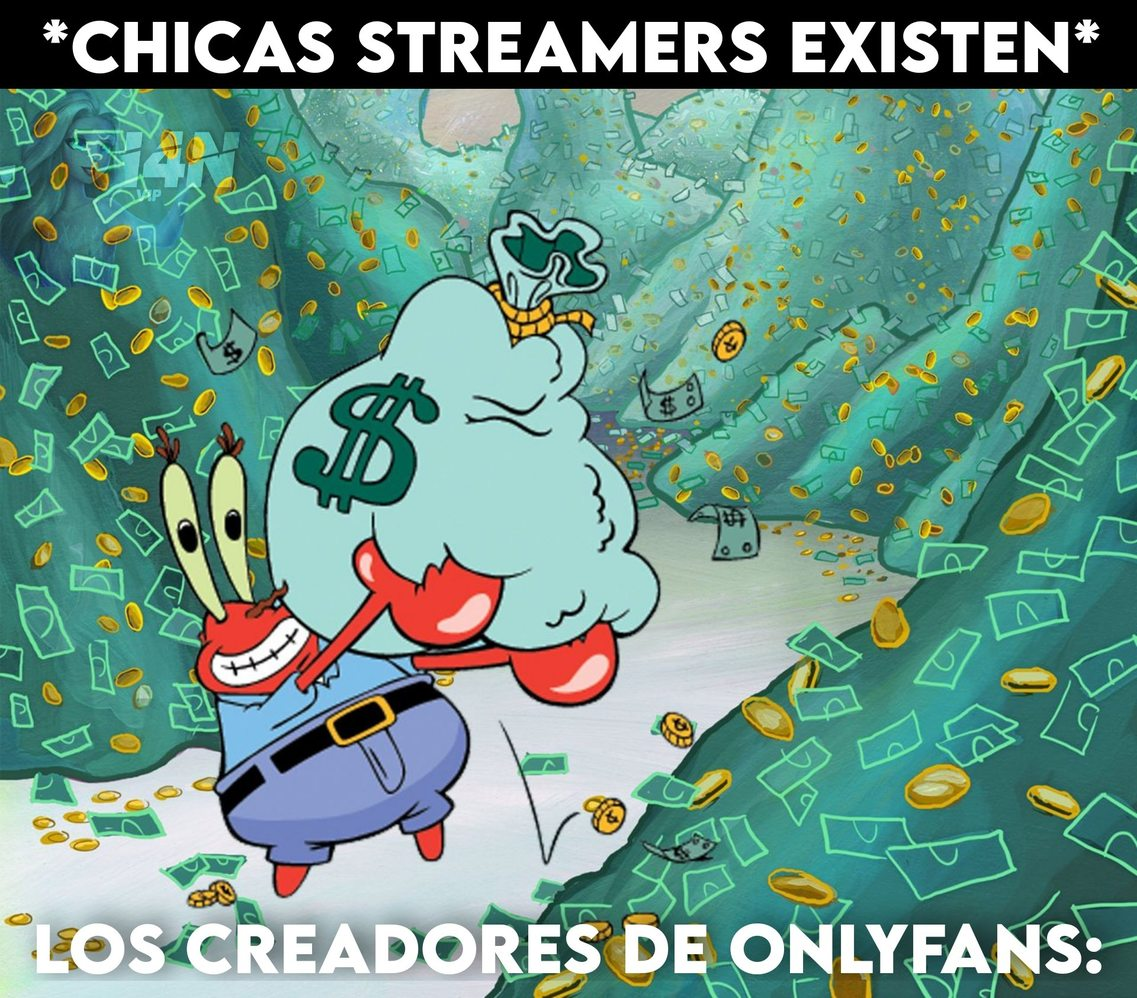 Chicas Streamers... - meme