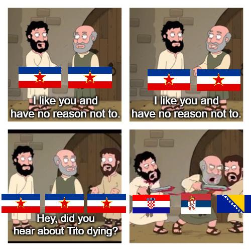 Tito > staline - meme