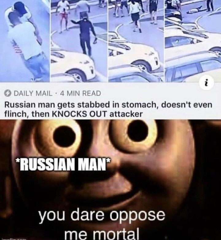 Mother land - meme