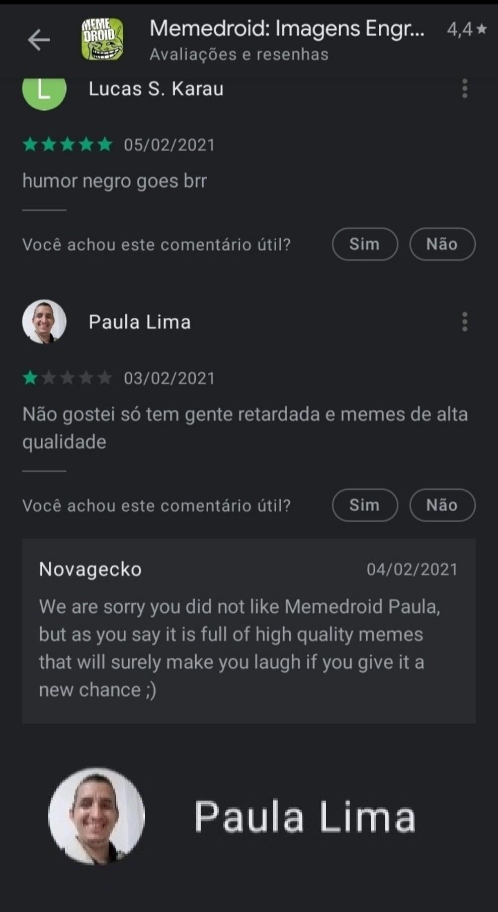Paula Lima é fodakkkkk - meme