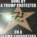 Definitely by Trump supporters