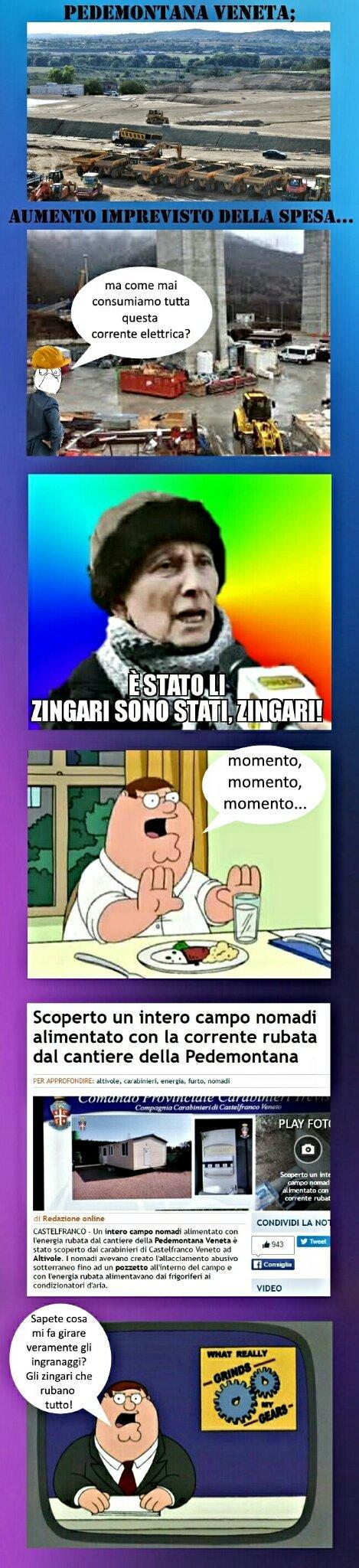 A very zingari true life - meme