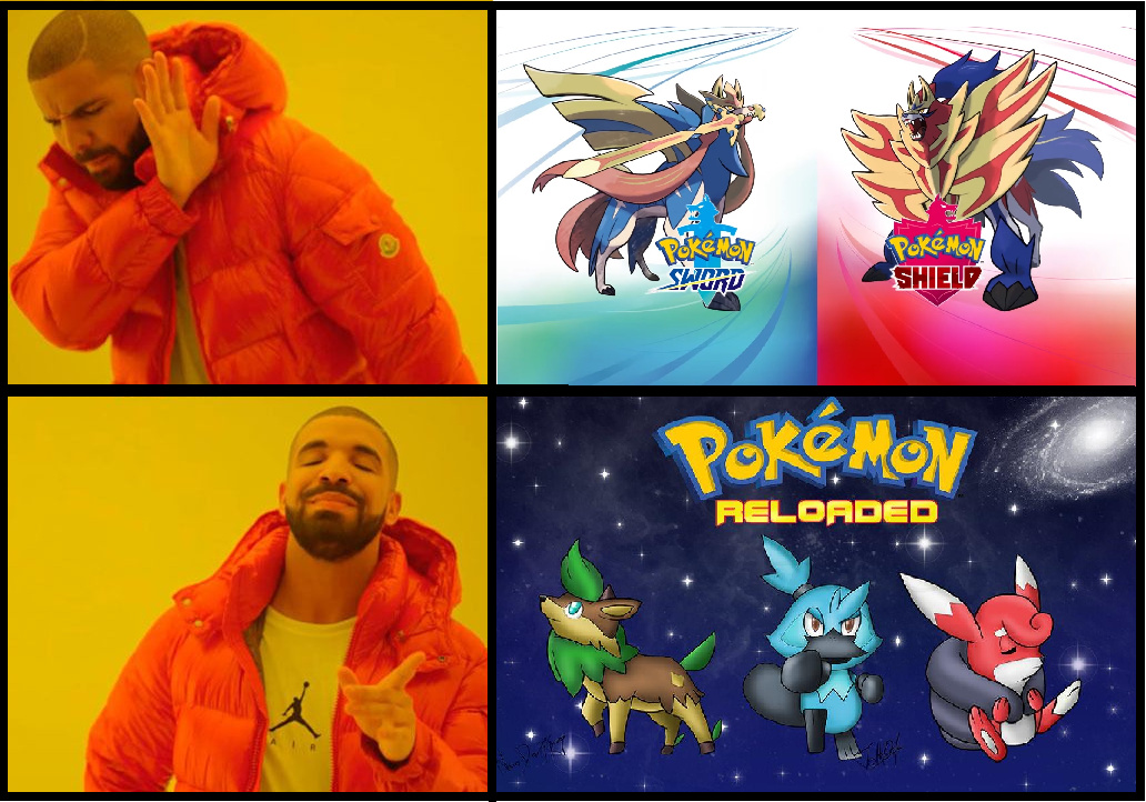best fangame - meme