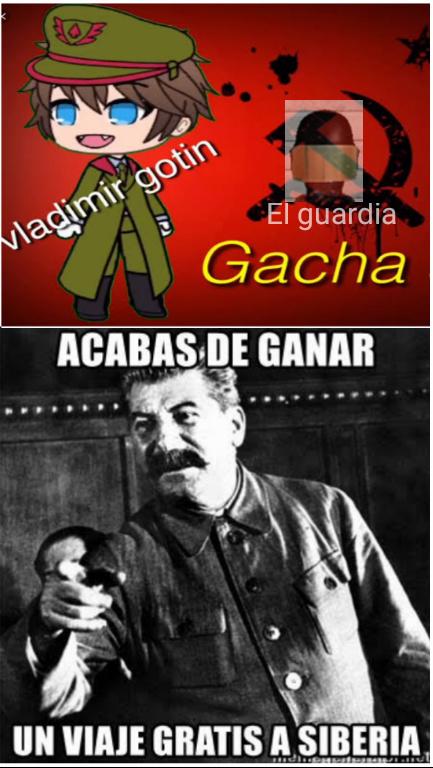 Grande es stalin - meme