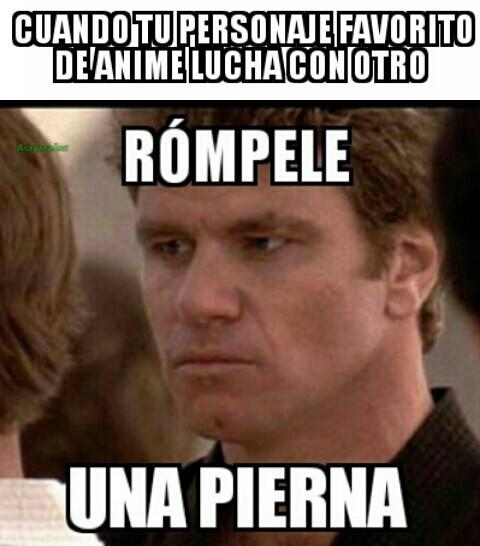 PIERNA - meme