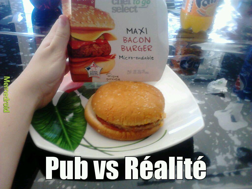 Ah, la pub... - meme
