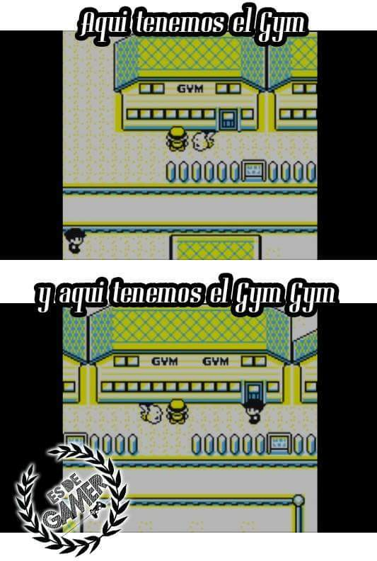 El gym gym - meme