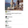 Kim K, Ducks, and Trumpets