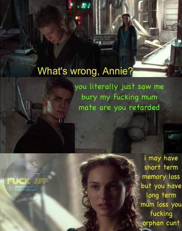 Whatta cunt - meme