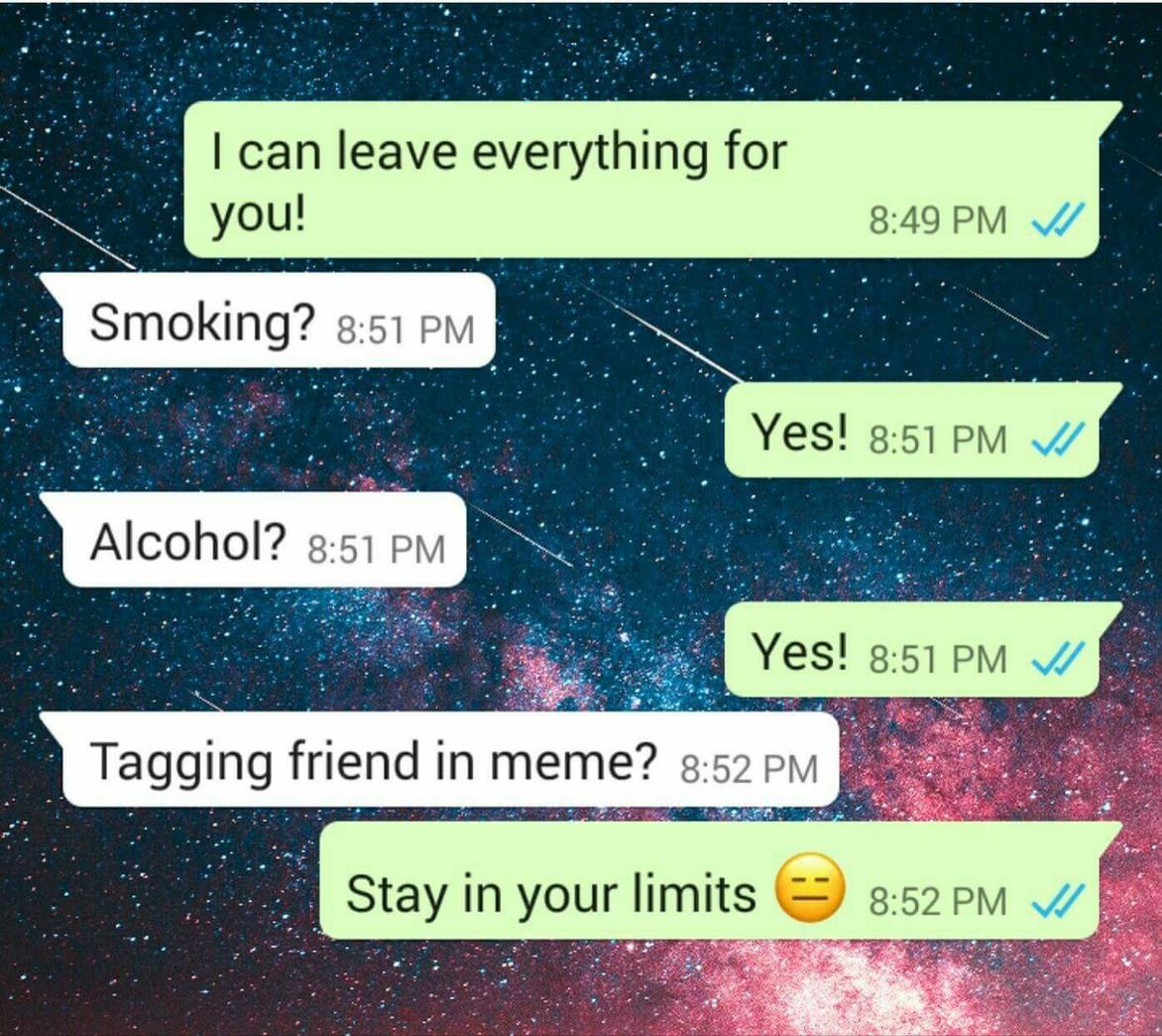 Limits - meme