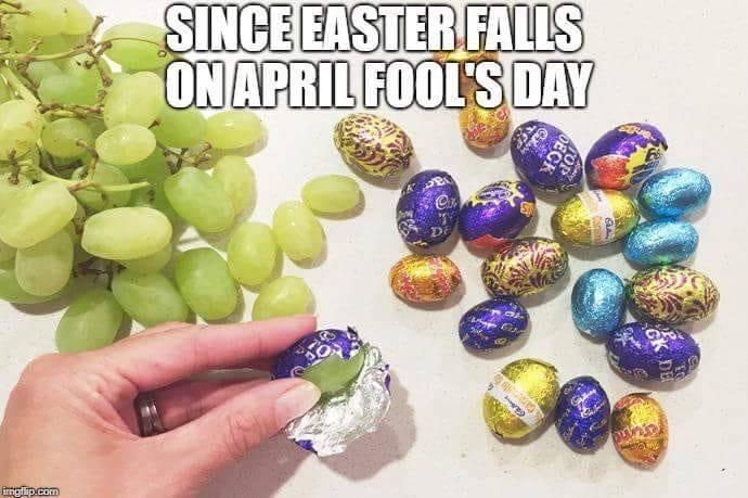 April fools!! - meme
